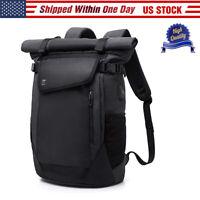 "16"" Outdoor Hiking Camping Waterproof Nylon Travel Luggage Rucksack Backpack Bag"