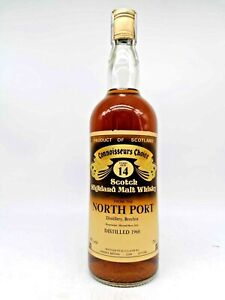 Whisky North Port 1968 14 years old Connoisseurs Choice 75cl. 40%