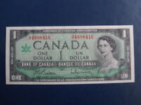 1967 Canada 1 Dollar Bank Note-Beattie/Raminsky-HP14888416-CUNC Cond.  19-872