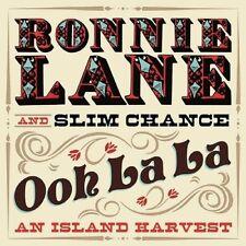 RONNIE AND SLIM CHANCE LANE - OOH LA LA: AN ISLAND HARVEST 2 CD NEU