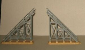 TYCO HO Scale STAIRS FOR PEDESTRIAN BRIDGE -STAIRS ONLY NO WALKWAY