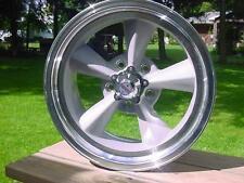 "15 X  7"" 309 AMERICAN RACING 4.75 bp  CHEVY GM  TORQ THRUST TTO WHEEL/S LUGS"