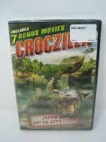 croczilla dvd 8 movie collection brand new sealed horror gila monster piranha