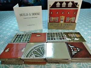 Build A House - A Game by For Up to 8 Players by The National Trust/Architecture