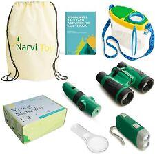 Narvi Toys Outdoor Explorer Kit & Bug Catcher Kit