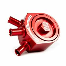 GrimmSpeed 078006R Air/Oil Separator (Red), For 02-07 Subaru WRX, 04-20 STI NEW