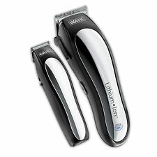WAHL Lithium Pro CORDLESS Professional CLIPPERS Men Trimmer Hair Cutting Kit