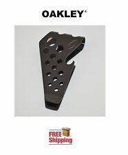 OAKLEY® BRAND GENUINE BLACKLINE MONEY CLIP W/ BOTTLE OPENER NEW FREE SHIPPING