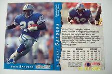 BARRY SANDERS 1993 PRO SET #142