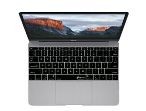 "Colemak Keyboard Cover for MacBook 12"" Retina"