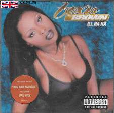 FOXY BROWN - ILL NA NA - NEW SOUND TRACK CD - FREE UK POST