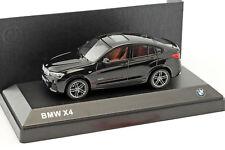 BMW X4 (f26) Saphir Black Metallic 1 43 Herpa
