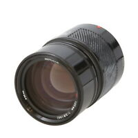 Minolta 135mm F/2.8 Alpha Mount Autofocus Lens {55} Black UG