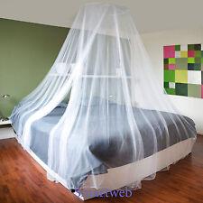XXL Bett Doppelbett Moskitonetz Mückennetz Fliegengitter Fliegennetz Betthimmel