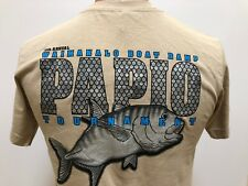 Waimanalo Hawaii Papio Fishing Tournament Boat Hawaiian Fish S Small T-Shirt