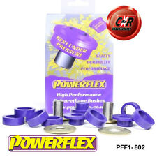 Alfa Romeo 145, 146, 155 92-00 Powerflex Frt Lower Wishbone Rear Bushes PFF1-802