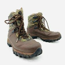 Merrell Thermo Camo 8 Waterproof Hunting Hiking Boots Polartec Mens Size 8.5