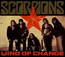 Scorpions - Wind Of Change - Mercury - 8 CD