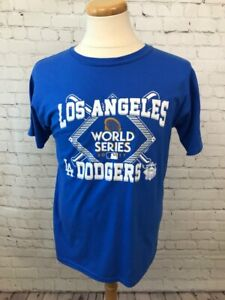 LOS ANGELES DODGERS 2017 WORLD SERIES Youth XL Shirt