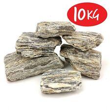 10KG Natural Wood Stone for Aquarium Glimmer Rock for Fish Tank Aquascape Gravel