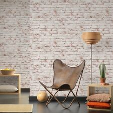 Warehouse Painted Brick Wallpaper by AS Creation - 907813