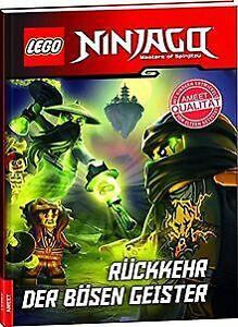 LEGO® NINJAGO®. Rückkehr der bösen Geister   Buch   Zustand sehr gut