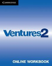 Ventures: Ventures Level 2 Online Workbook (Standalone for Students) by...