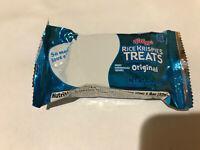 Kellogg's Rice Krispies Treats Marshmallow Squares, 0.78 oz - CHOOSE AMOUNT