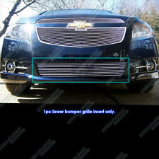 Fits 2011-2014 Chevy Cruze LT RS/LTZ RS Package Only Bumper Billet Grille Insert