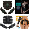 Rechargeable Simulator EMS Training Smart Body Abdominal Muscle Hip Exerciser