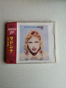 MADONNA - RAIN EP - CD SINGLE JAPAN WPCP 5644 - EX++/EX++