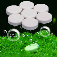 CO2 Tablets Carbon Dioxide Water Plants Aquarium Fish Tank Diffuser  G