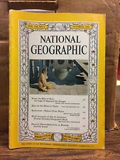 National Geographic: October 1960 - Volume 118 - Number Four (NG4)