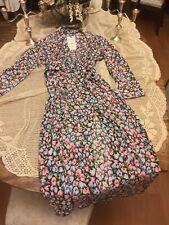 ZARA PRINTED DRESS WITH BELT 2959//575 Size S,M,L