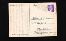WWII Nazi Germany Postcard Der Adler Magazine Photo Luftwaffe Gunner Trier  ZG