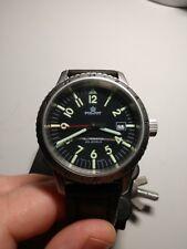 Poljot Russian Watch -Swiss ETA Auto movement.