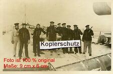 Marine Schlachtschiff schwerer Kreuzer Panzerschiff Matrosen an Deck (1)