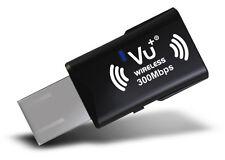 VU+ WLAN Stick / WiFi USB Adapter 300 Mbps inkl. WPS für Solo/Uno/Zero/Duo uvw.
