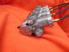 RARE REBUILT Honda cb750 k0 Sandcast Carburetors, 1969-70 cb750 Carbs, New Jets
