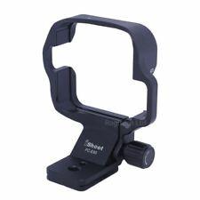IShoot PC-E85 Soporte de montaje de trípode para Nikon PC-Micro-Nikkor 85mm f/2.8D E Lente