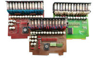 IV-3 (ИВ-3) 3 VFD Module 7-SEGMENT NIXIE Tube / 39 Tubes -- USED (3 pcs)