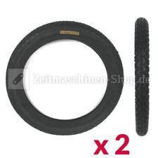 Reifen Set Fortune 3,50 x 19 F-899 bis 130km/h für IFA MZ BK350 (2 St. x Reifen)