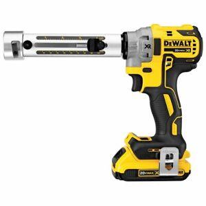 DeWALT DCE151TD1 20V Adjustable Depth Gauge Cordless Cable Stripper Kit