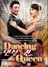 DANCING QUEEN KOREAN MOVIE DVD NTSC All Region Excellent ENG BOX SET