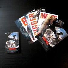 Rampage Movie -Official Studio Promo Postcard +Mini Notepad Dwayne Johnson ROCK