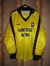 ENGLAND IPSWICH TOWN 1997/1998/1999 HOME FOOTBALL SHIRT JERSEY PUNCH GOALKEEPER