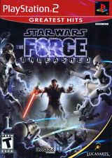 Star Wars: The Force Unleashed PS2 New Playstation 2