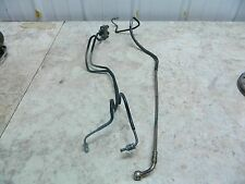 07 BMW G650 X G 650 Cross X Country brake lines hoses