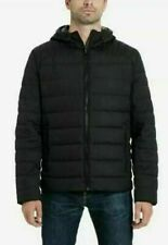 New Michael Kors Men's Premium Down Puffer Jacket - Black - Size Small