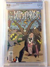 Batman & Robin Adventures #4. CBCS 9.8, Penguin